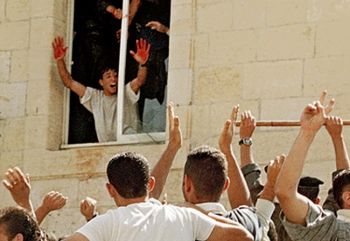 Ramallah-slaughter-of-idf-soldiers