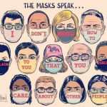 Read the masks